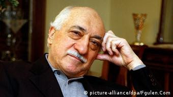 Der Prediger Fethullah Gülen (Foto: picture-alliance/dpa/Fgulen.Com)