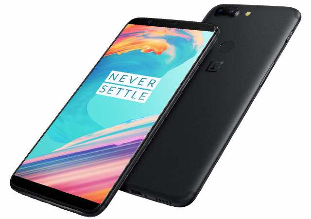 OnePlus 5T with FullScreen 18:9 Full HD+ Display, Snapdragon 835 Announced
