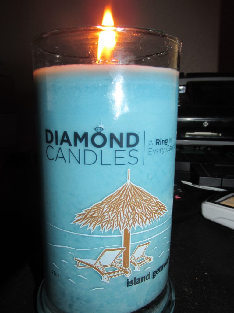 Your House Will Smell Good & You Get A Ring with Diamond ...