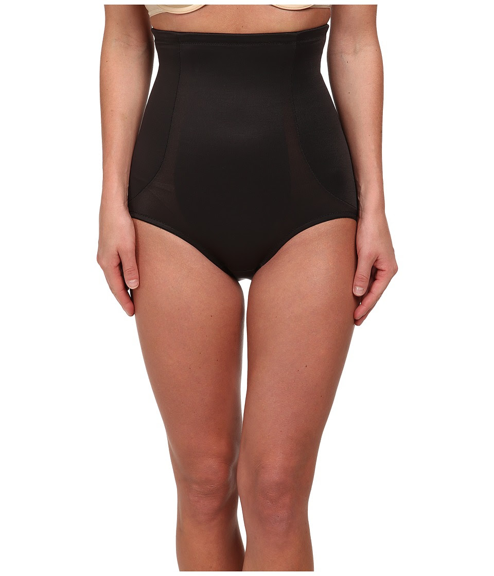 Miraclesuit Shapewear - Back Magic High Waist Brief (Black) Women's Underwear