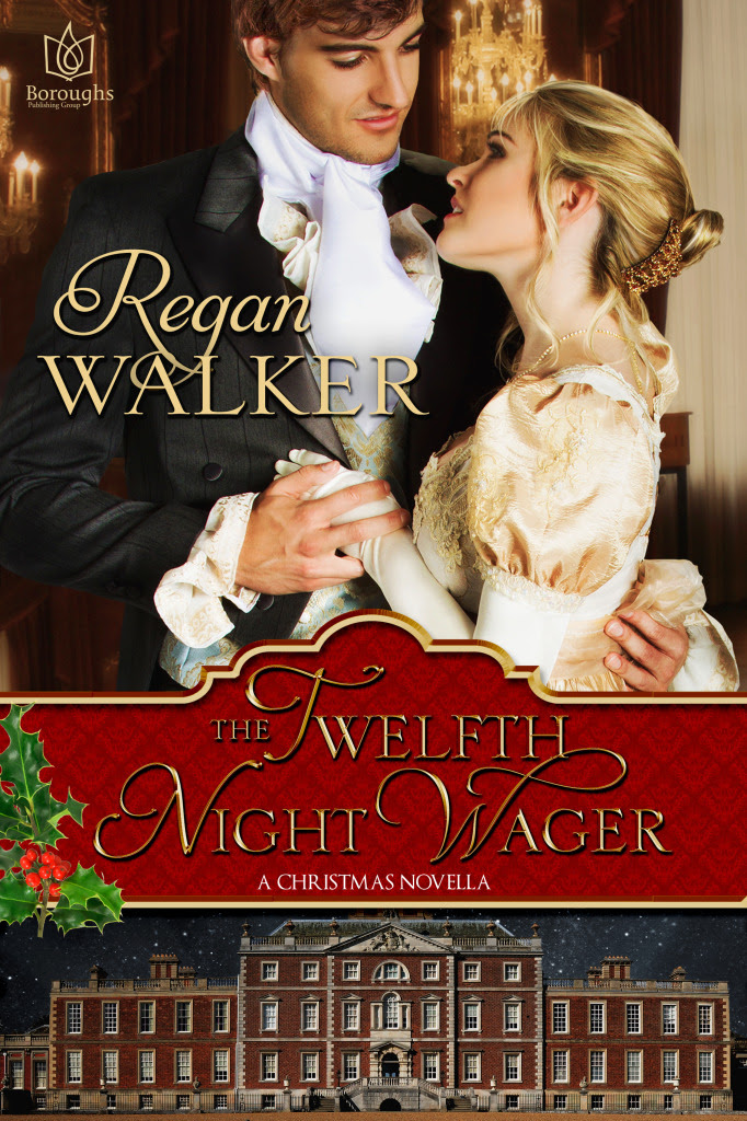 01_The Twelfth Night Wager Cover
