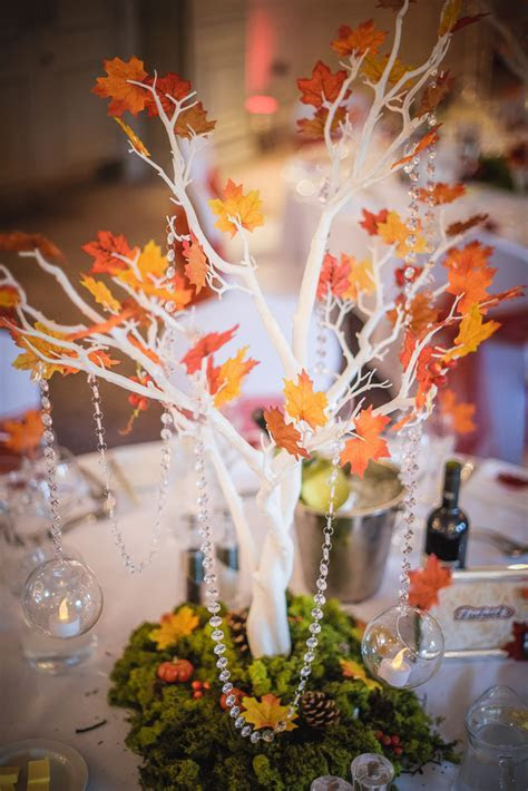 Ally & Simon?s Autumn Wonderland Wedding