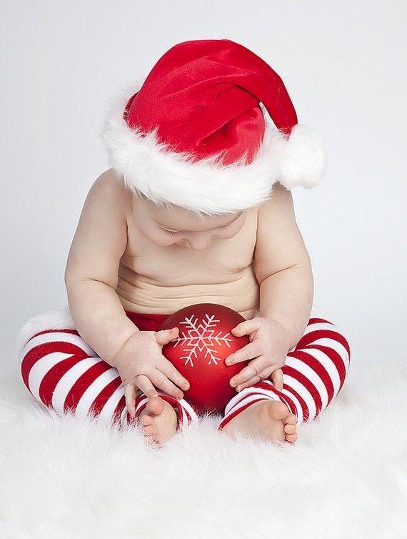 Candy Cane Christmas Leggings by mypocketfullofposies on Etsy