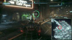 Batman Arkham Knight Balancing Act Riddler's Revenge