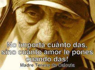Tag Frases De Amor Al Projimo Madre Teresa De Calcuta