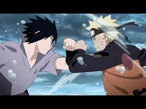naruto  sasuke amv final battle youtube