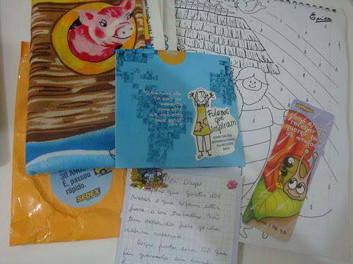 ...carinho em forma de presente!!! by Menina Prendada - Manualidades da Dayse