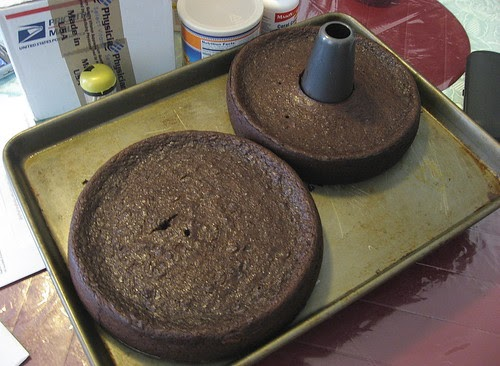 A Budgie Full Of Millet West Indian Black Cake
