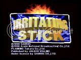 Irritating Stick Title Screen