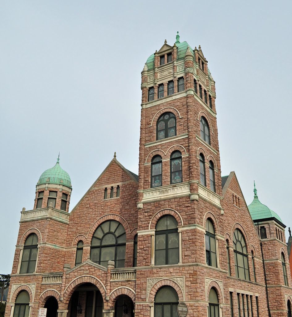 Court Street Baptist Church 2