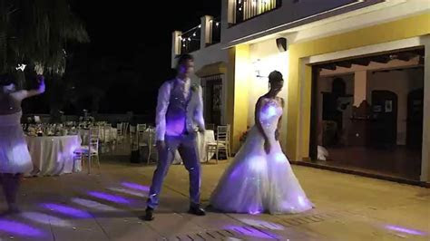 Best first dance ever!   YouTube