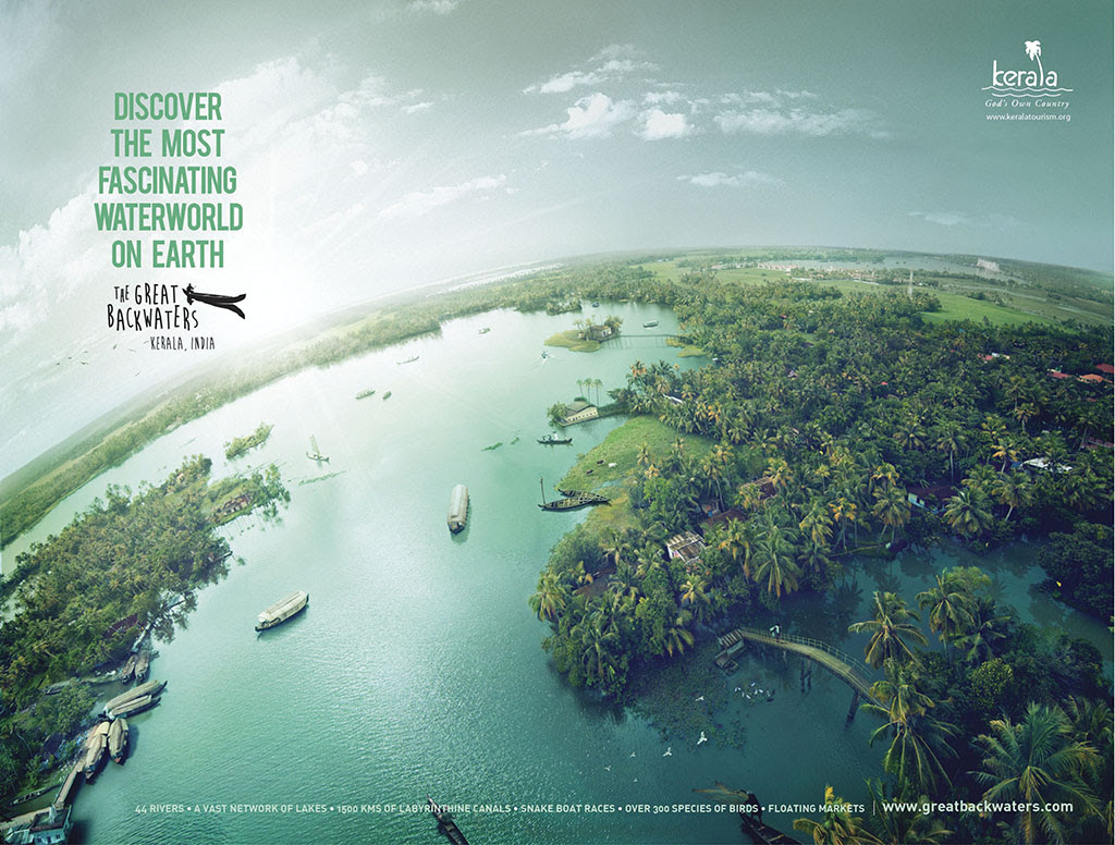 Venice of the East: Kerala's backwaters