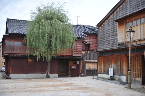 After Japan trip 2011 - day 10. Kanazawa.