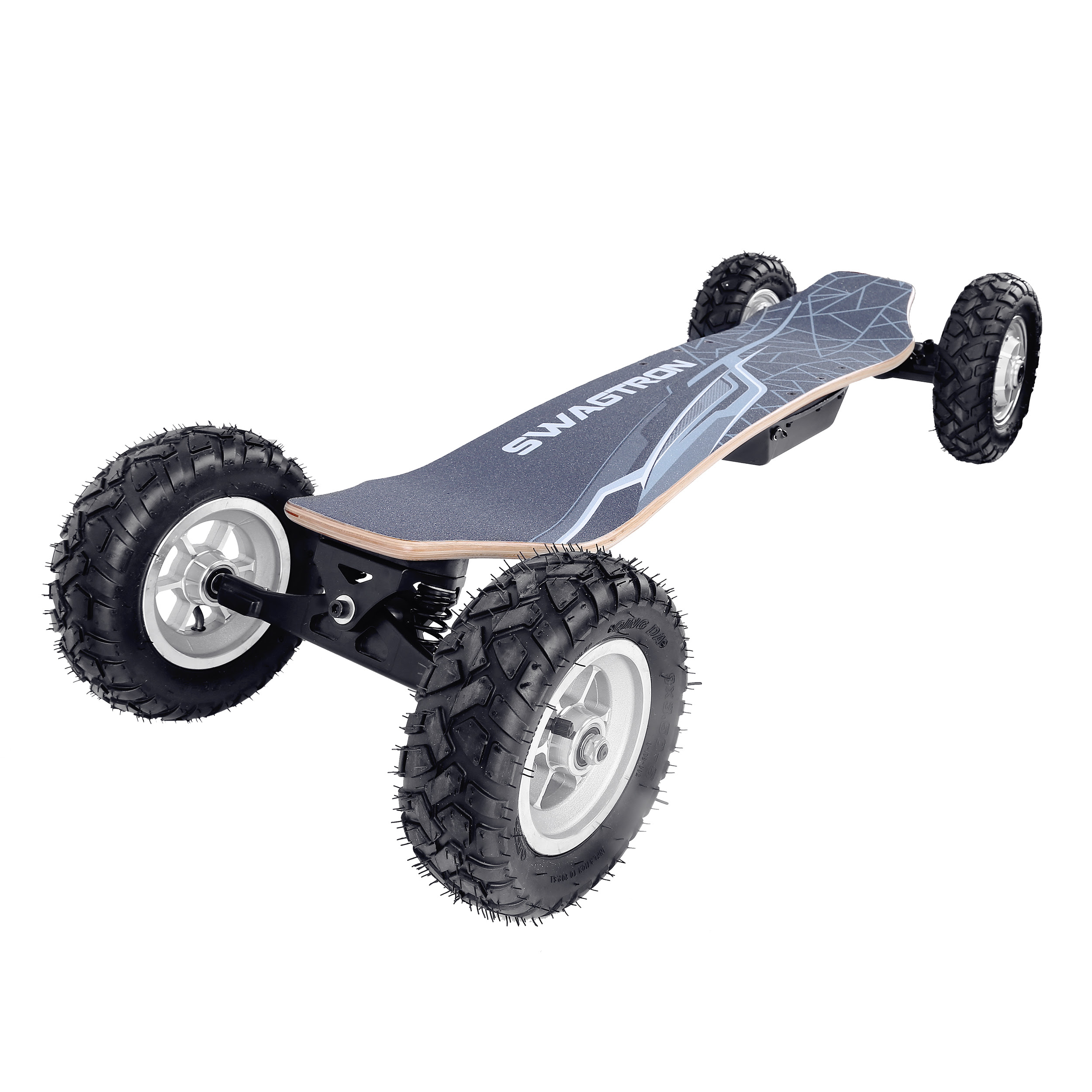 CES 2019: SWAGTRON\u002639;s New Electric Skateboards Include OffRoad Mountain Board, Artificial