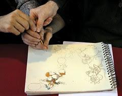 Lavorare Insieme - mani di Gianfranco Goria, Vittorio Pavesio, Pierpaolo Rovero, Alberto Arato