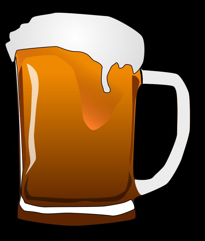 Beer | Free Stock Photo | Illustration of a mug of beer ...