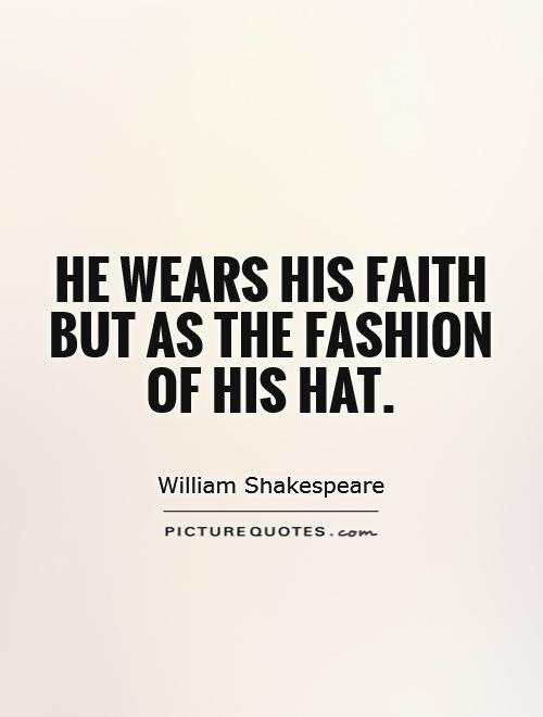 Quotes About Fashion Hats. QuotesGram