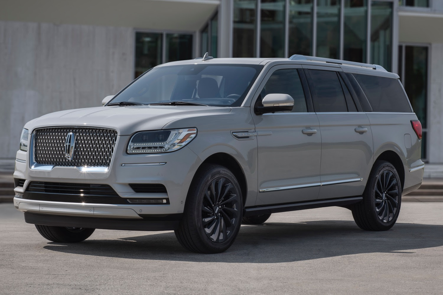 2020 lincoln navigator monochromatic package announced