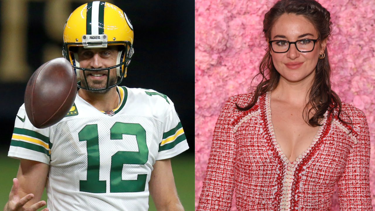 Aaron Rodgers is engaged? Packers QB hints at announcement with girlfriend Shailene Woodley