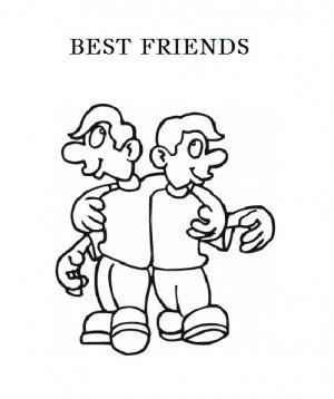 Best Friend Quotes Coloring Pages. QuotesGram