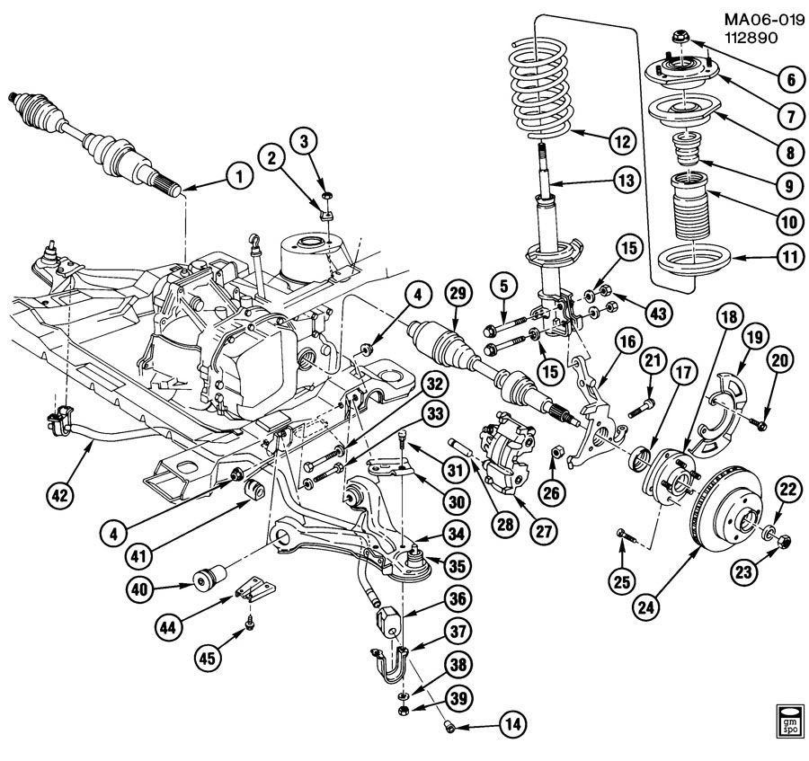 2004 Gmc Envoy Xl Wiring Diagram