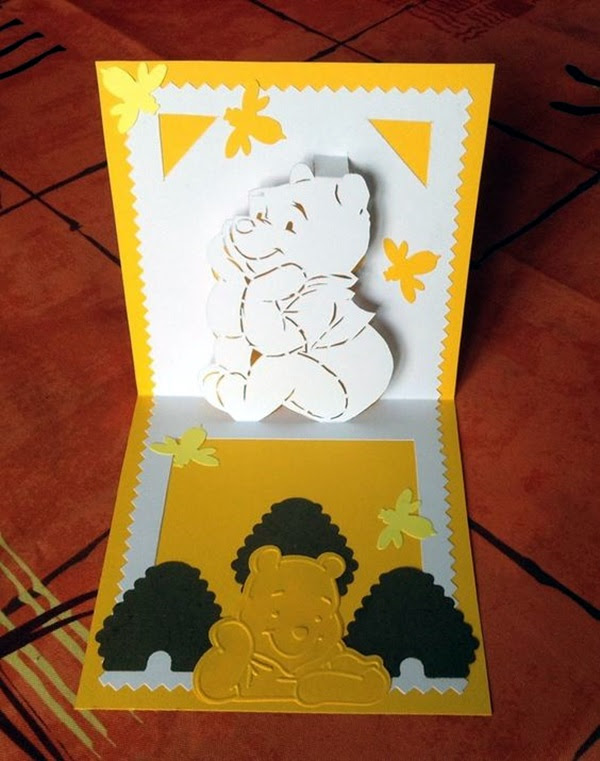 Extremely Creative Examples of Kirigami Art A Hobby to Addapt (1)