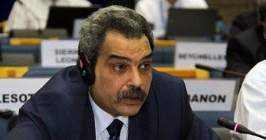 الدكتور مصطفى حسين كامل - وزير الدولة لشئون البيئة