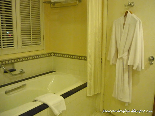 Intercontinental Hotel Singapore 6