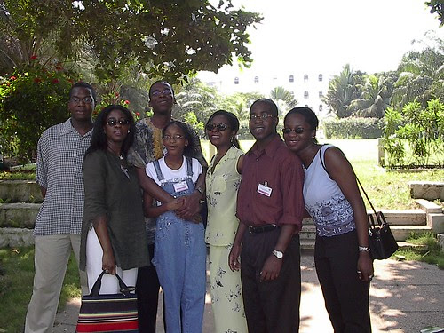 me cousins presidential gardens