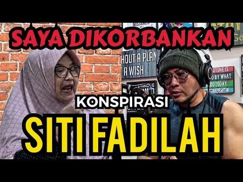 Siti Fadilah dikembalikan ke Rutan gara-gara Insiden Wawancara Deddy Corbuzer soal Virus Corona