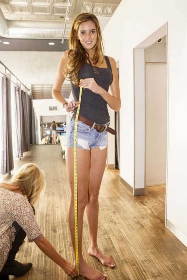 Chase Kennedy: Το μοντέλο με τα μακρύτερα πόδια στις ΗΠΑ (1)