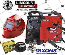 Lincoln Electric Speedtec 200c Mig Lift Tig Arc Mma Stick Welder Welding Machine