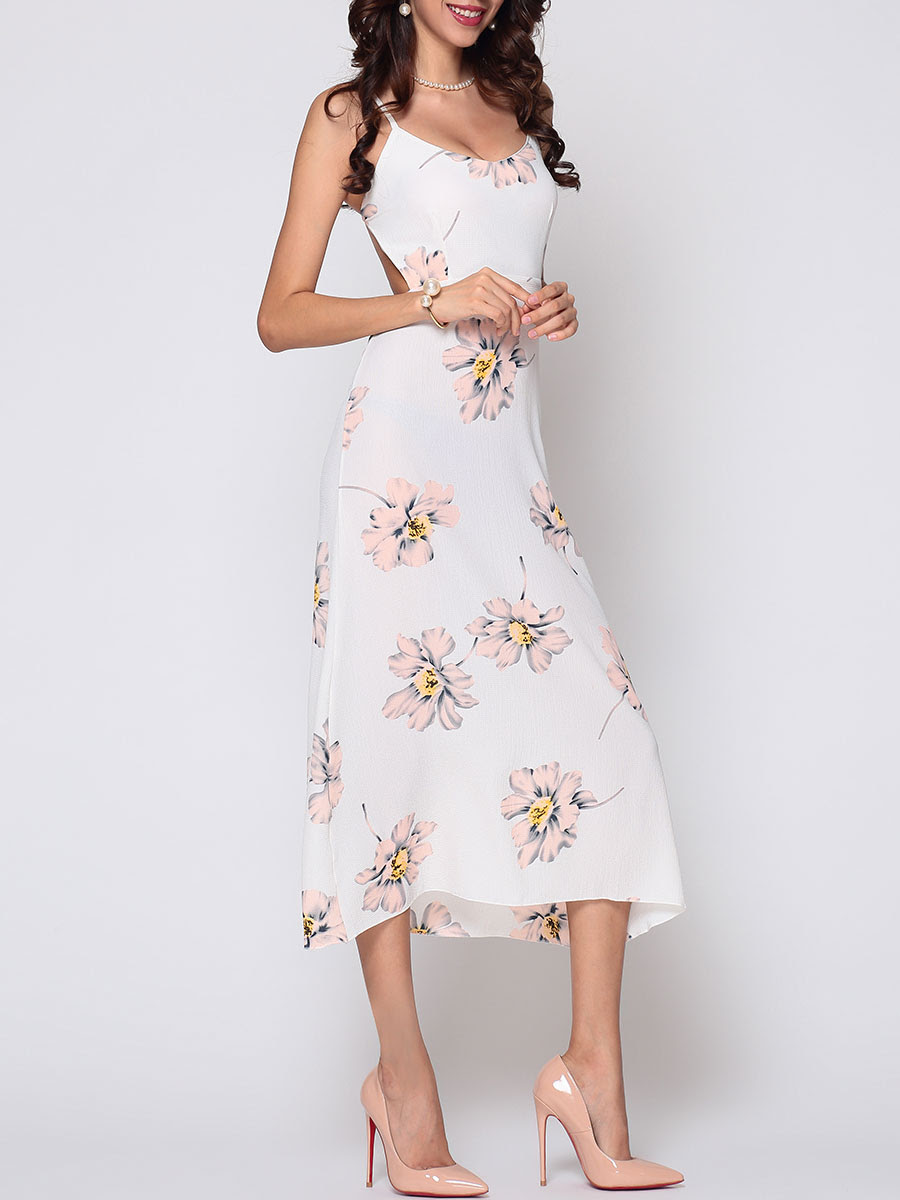 With short Vintage Floral Printed Round Neck Bodycon Dress size instagram homecoming plus