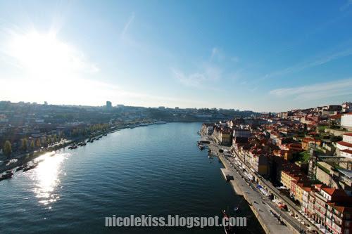 porto city river Douro