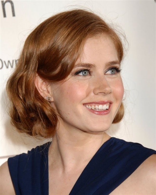 Amy Adams Redhead Photos