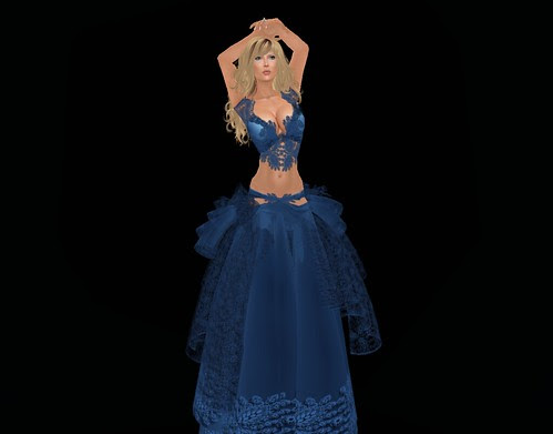 Ashli Designs Dori blue Me 1