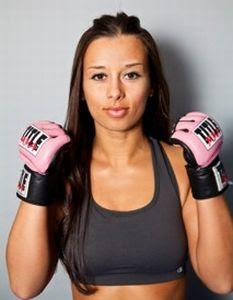 Marianna Kheyfets - Female MMA