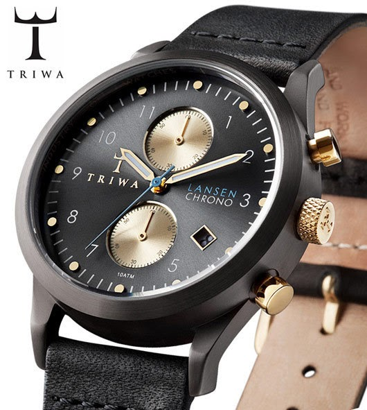 Watchismo Times: Triwa Watches