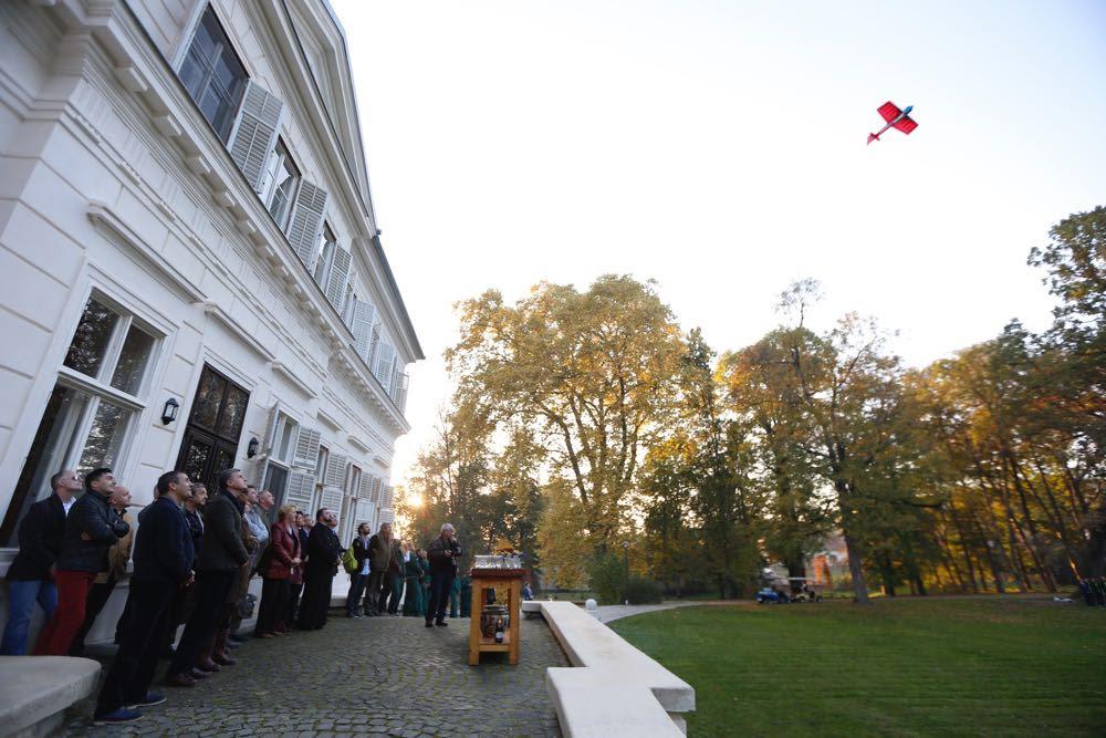 Inaugurarea Castelului Regal Săvârşin