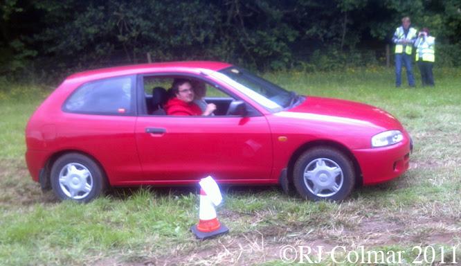 Mitsubishi Colt, BPMC, Auto Gymkhana