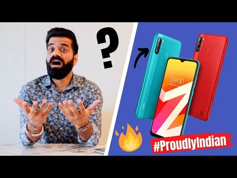 World's First Customizable Smartphone Is Here *Lava MyZ*