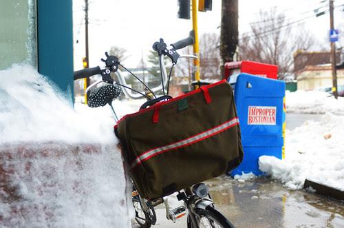 Post-Blizzard Rain