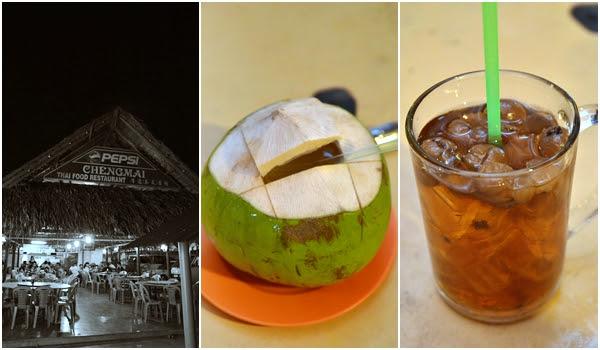 Fresh Coconut & Longan Drink