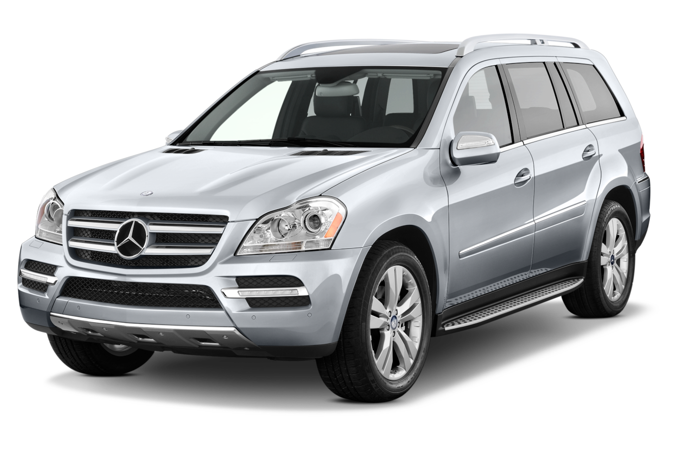 2011 Mercedes-Benz GL-Class Reviews and Rating | Motor Trend