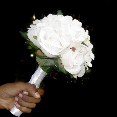 Artificial Flowers by GinniBloom.com: Wedding Bouquets