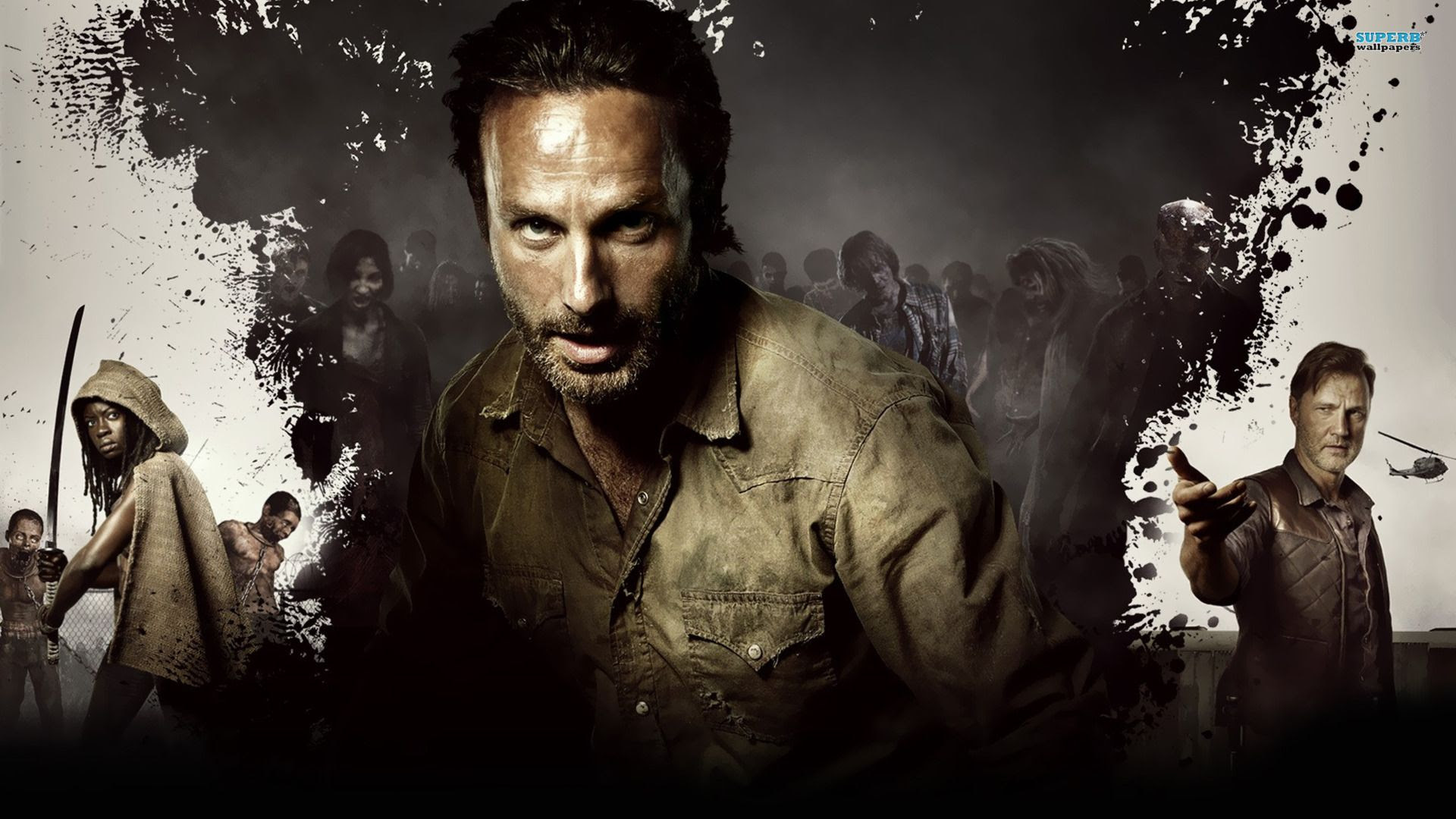 The Walking Dead Wallpaper For Android Group 1920x1080