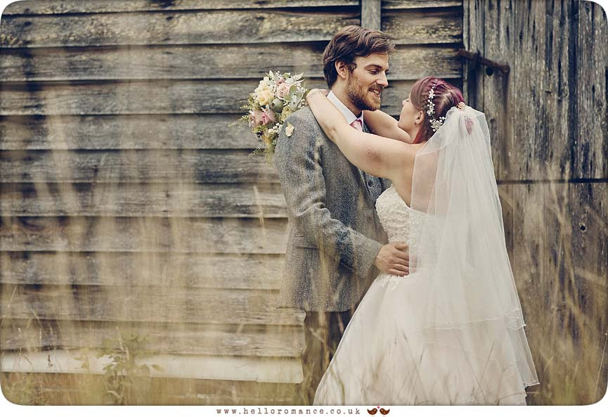 Intimate Suffolk wedding - www.helloromance.co.uk