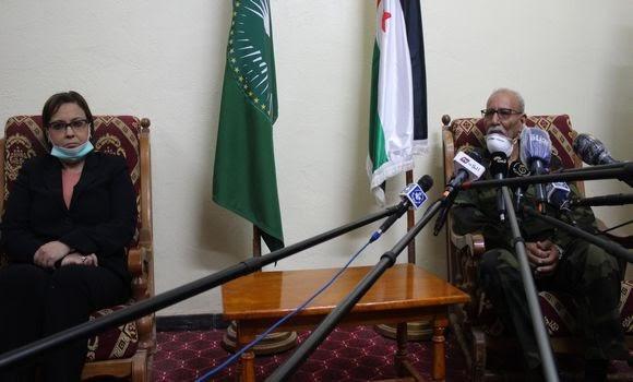 La solidaridad de Argelia confirma sus esfuerzos en defensa del derecho de los pueblos a la existencia y a la libertad