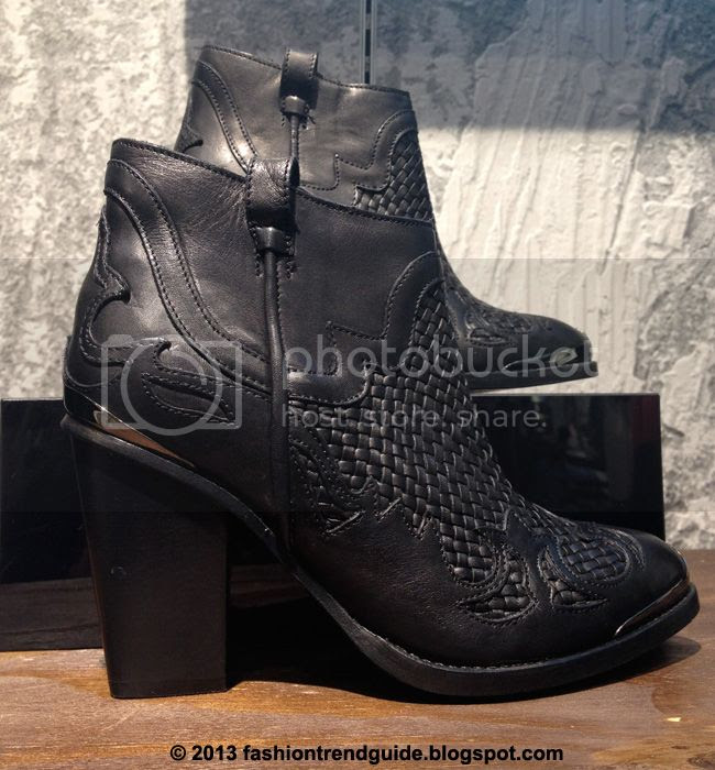 Topshop Paige Premium ankle boots, western ankle boots