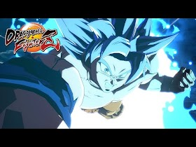 Trailer DLC Baru Dragon Ball FighterZ Menampilkan Kekuatan Ultra Instinct Goku! oleh - gamedragonball.xyz